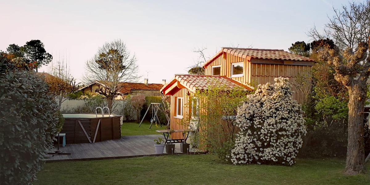 Cabane de jardin - IDEALDKO
